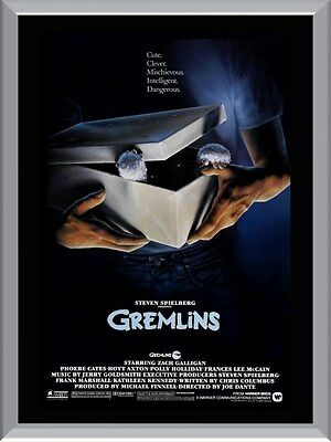 Gremlins A1 To A4 Size Poster Prints