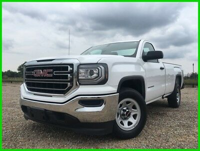 2016 GMC Sierra 1500 Base Standard Cab Pickup 2-Door 2016 GMC Sierra 1500 6k miles, bed liner, like new condition