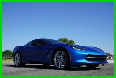 2014 Chevrolet Corvette Z51 2014  Chevrolet Corvette Stingray Z51 Coupe 6.2L V8 460hp
