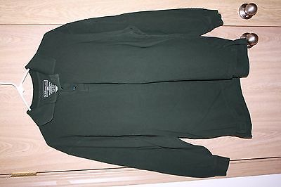 Men's 5.11 Tactical Series Long Sleeve Polo Shirt Size L