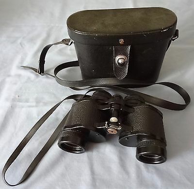 Vintage Scope Mark Iv 7 X 35 Extra Wide Angle Binoculars Model #2835 With Case