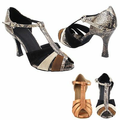 SERA7010 Comfort Evening Dance Heels with Sole Stopper Party Party Dress Pumps