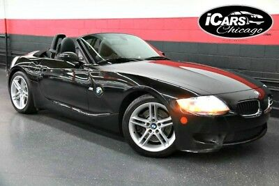 2006 BMW M Roadster & Coupe M Roadster Convertible 2-Door 2006 BMW Z4 M Roadster Manual $56,470 MSRP Heated Seats 64,791 Miles Serviced!