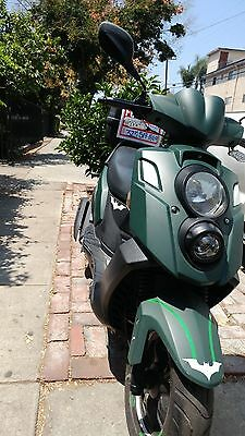 2015 Other Makes Genuine hooligan 170i  great scooter for sale!