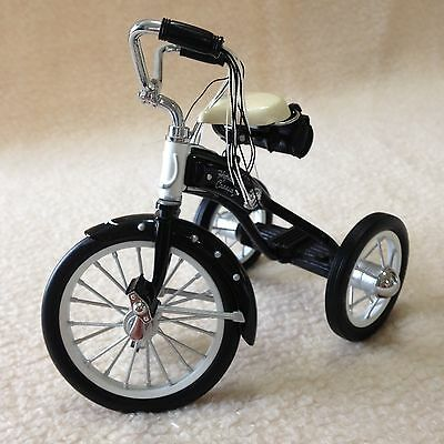 1951 Hopalong Cassidy Velocipede-Tricycle-Hallmark Sidewalk Cruisers Limited Ed.