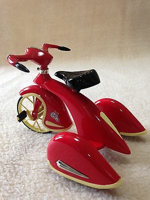 1935 Sky King Velocipede-Tricycle-Hallmark Sidewalk Cruisers Collection 1996
