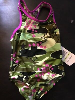Girls Speedo Swimsuit size 4 New With Tags Free Shipping