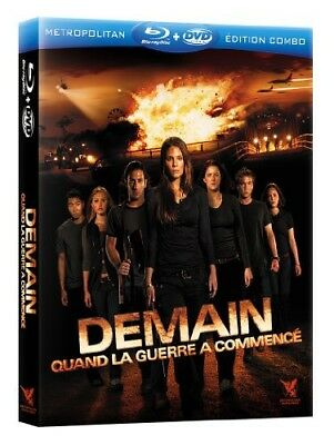Blu-ray Demain, quand la guerre a commencé [Blu-ray] [Combo Blu-ray + DVD]
