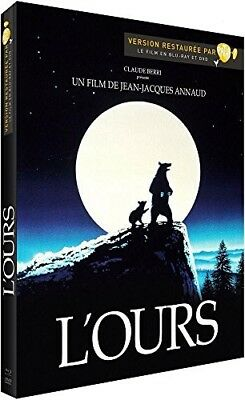 Blu-ray L'Ours [Combo Collector Blu-ray + DVD]