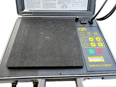 CPS Compute A Charge Refrigerant Charging Scale CC800
