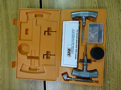 ARB 10000010 Orange Speedy Seal Tire Repair Kit Appears Unused