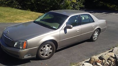 2003 Cadillac DeVille Base Sedan 4-Door Deville in good condition 96,000 miles + 2nd set of rims with winter tires