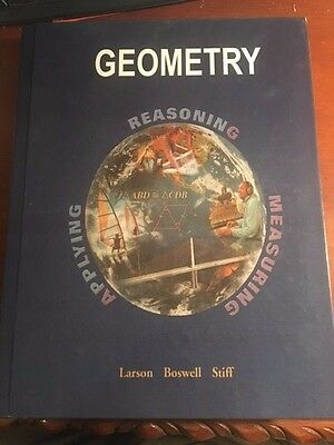 Mcdougal littell high geometry student edition 2001 2001 501 mcdougal littell geometry 2001 used rebind cover 0395937779 fandeluxe Images