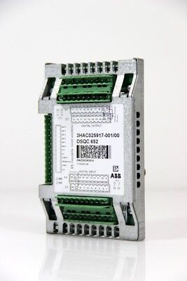 ABB - Flexpicker IRC5 I/O Unit - DSQC 652 3HAC025917-001