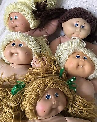 1980's Cabbage Patch Kid