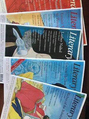 Five Literary Review Magazines