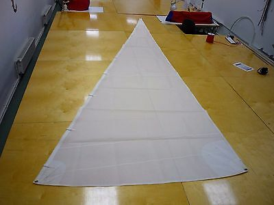 Jib Sail, NEW condition, Luff/Leech/Foot 5230/4940/1870mm