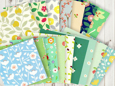 32 Pcs 16 Pattern Origami Paper Or037