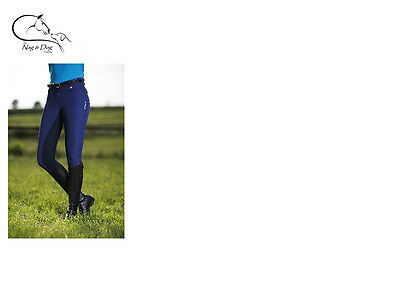 HKM Ladies Breeches Grip Seat All Colours/ Sizes Free Delivery