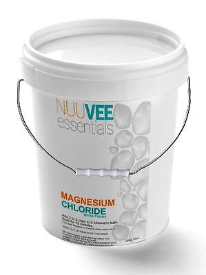 5Kg Bulk Pure MAGNESIUM CHLORIDE FLAKES of the DEAD SEA ($10 to METRO Area only)