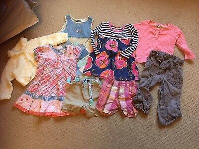 Girls 12-18 mths / 1-1.5yrs NEXT / GAP bundle