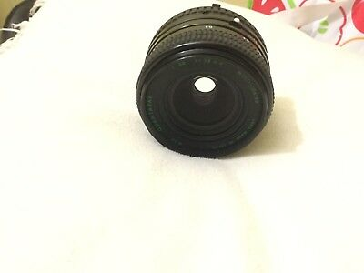 Quantaray Multi/coated Lens For NIKON F MOUNT 28mm F2.8 -Excellent Condition