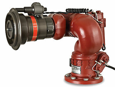 Akron Brass 3578 / 5178 StreamMaster Electric Monitor, Deck Gun, 2000 GPM