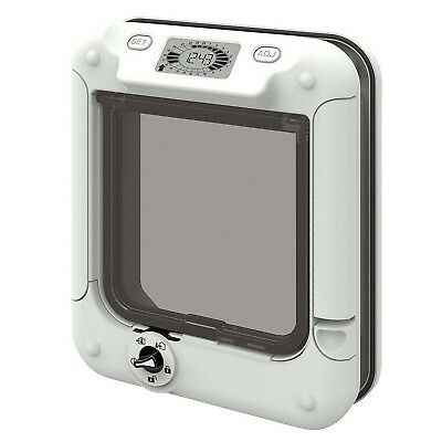 Cat Mate Timer Control Cat Flap