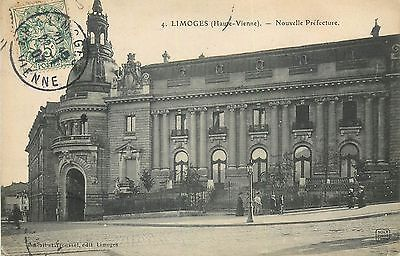 87 Limoges Nouvelle Prefecture Animee