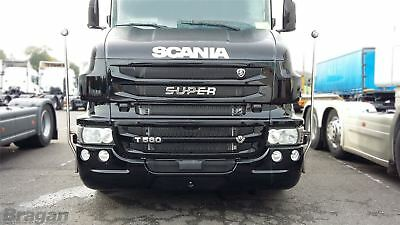 Scania Truck Polished Stainless Steel SUPER Grill Badge Chrome Accessories