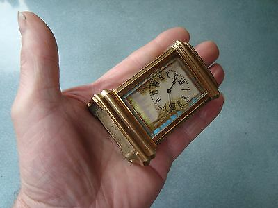 Very Miniature Carriage Clock