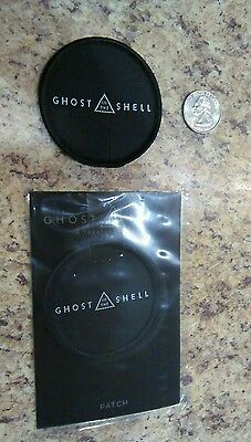Patch , Ghost in the shell , promo movie anime comic con LOWER PRICE ! fast ship