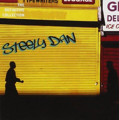 Steely Dan: The Definitive Collection CD (Greatest Hits / The Very Best Of)
