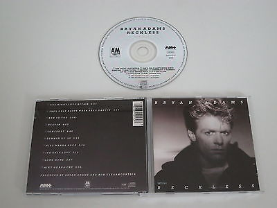 Bryan Adams / Reckless (A&M 395 013-2) CD Album