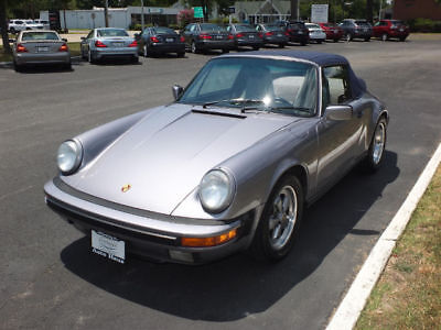 1989 Porsche 911  1989 PORSCHE 911 - LOOKS/RUNS/DRIVES VERY GOOD! CLEAN CARFAX!