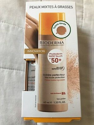 Photoderm Nude Touch Bioderma