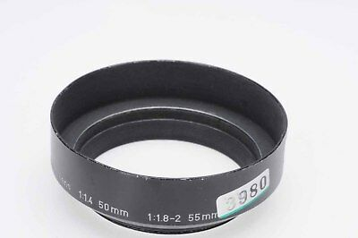 Pentax 49mm Lens Hood Shade for 50mm f1.4, 55mm f1.8, 55mm f2               #980
