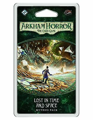 Arkham Horror LCG: Lost in Time and Space - Mythos Pack [Card Game] NEW