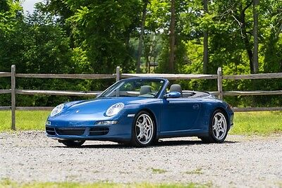2006 Porsche 911 Carrera 4S 2006 Carrera 4S Convertible 6-speed loaded with options 2.49% financing