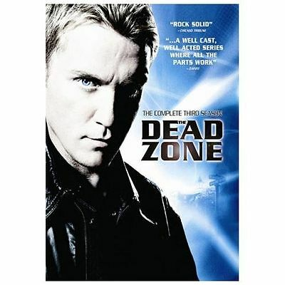 Dead Zone - The Complete Third Season (DVD, 2005)