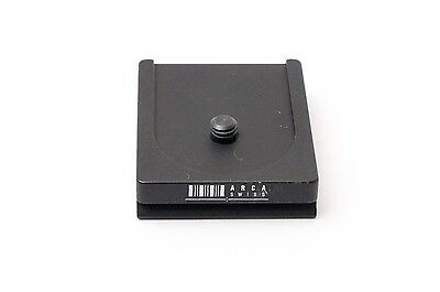 "Arca-Swiss Quick Release Plate with 1/4"" Screw for Leica M Cameras (#2403)"