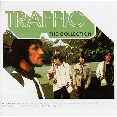 Traffic: The Collection CD (Greatest Hits / Best Of)