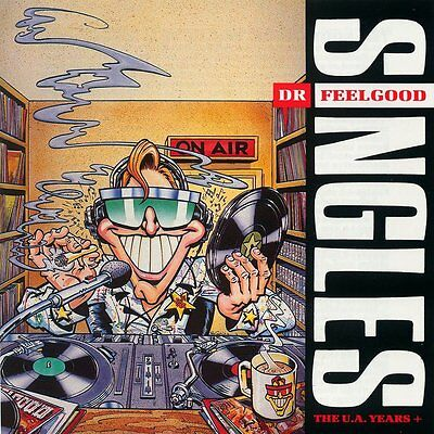 Dr Feelgood Singles The U.a. Years Cd Very Best Of / Greatest Hits New Sealed
