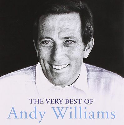 Andy Williams: The Very Best Of Cd Inc Bonus Track Greatest Hits / New