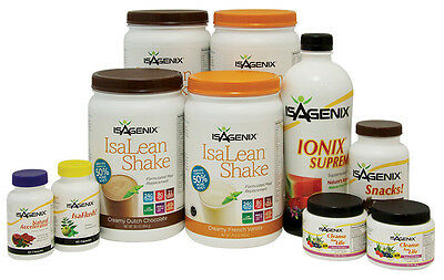 Isagenix 30-day Nutritional Cleansing LOW STARTING BID