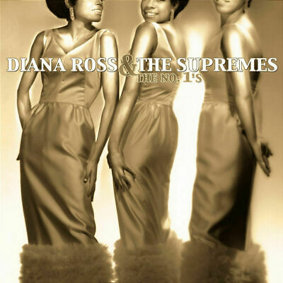 Diana Ross And The Supremes The Number Ones 1's Cd 24 Greatest Hits Very Best Of