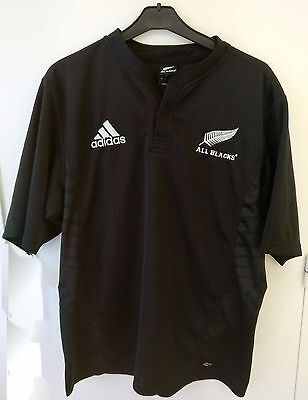 Maillot Rugby Adidas New Zealand All-Black (Nouvelle-Zélande) Taille L
