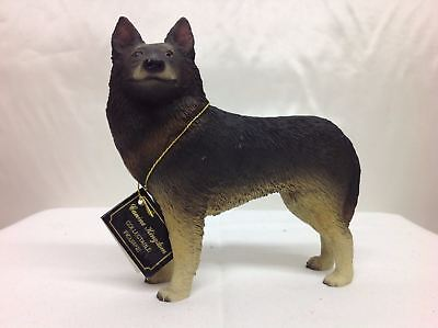 Belgian Tervuren Canine Kingdom Figurine by Conversation Concepts *FREE SHIPPING