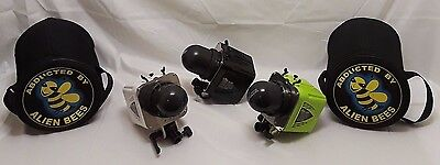 Paul C Buff Alien Bees B400 Monolight Strobe Flash ( LOT OF 3)