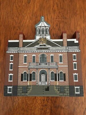 1998 The Cats Meow Historic Salem Series U.S Custom House